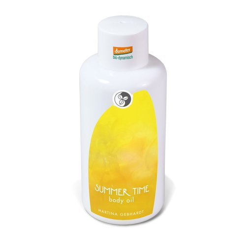 Martina Gebhardt Summer Time Body Oil