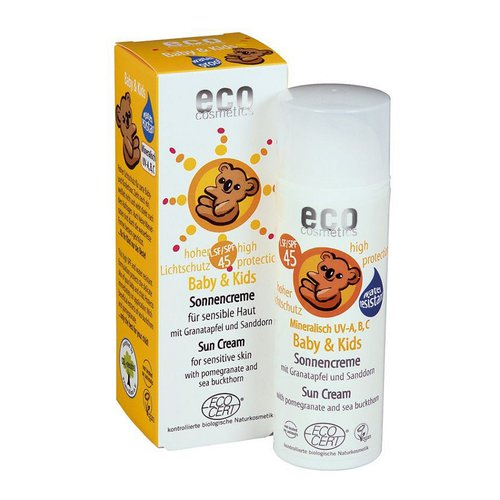 Eco Baby Sonnencreme LSF 45