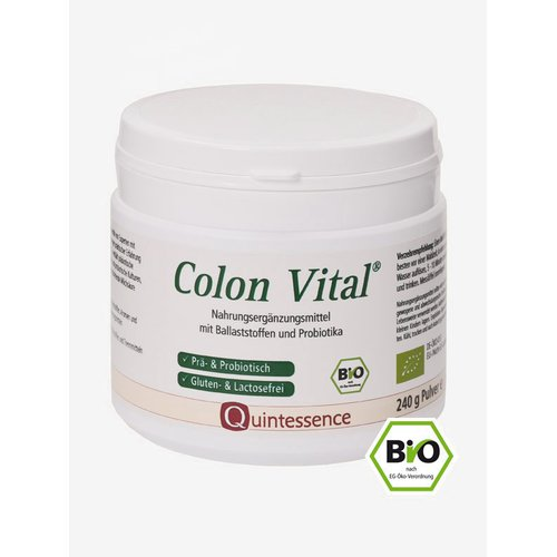 Colon Vital Pulver Bio