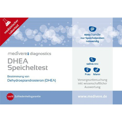 DHEA Speicheltest-Set