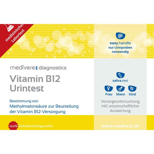 Vitamin B12 Urintest-Set