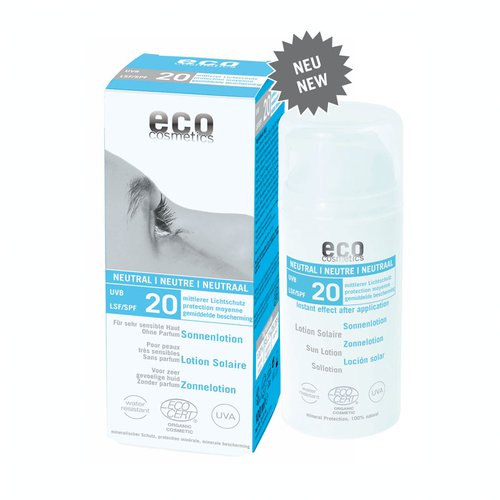 Eco Sonnenlotion LSF 20 neutral