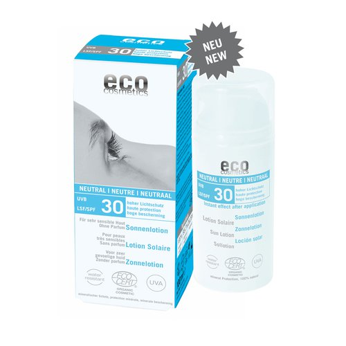 Eco Sonnenlotion LSF 30 neutral