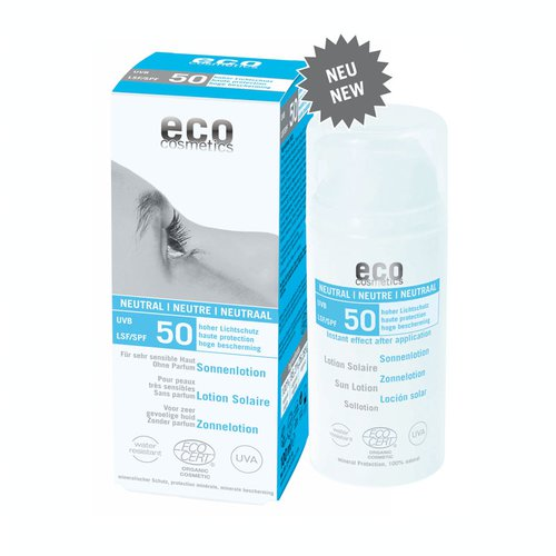Eco Sonnenlotion LSF 50 neutral