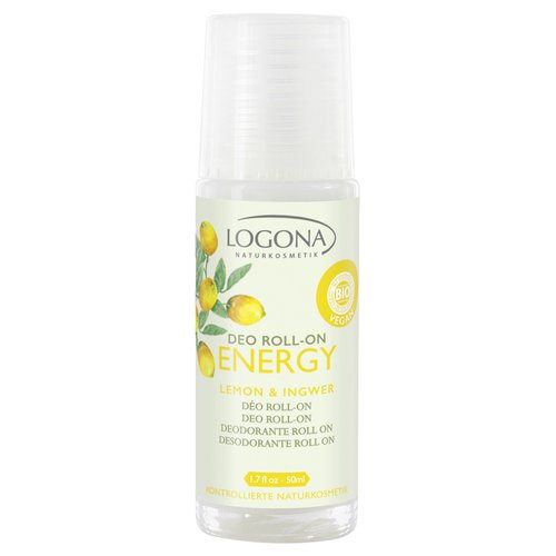 Logona Deo Roll-on Lemon & Ingwer