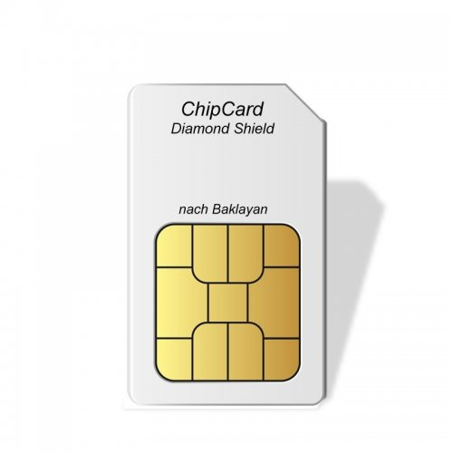ChipCard Diamond Shield